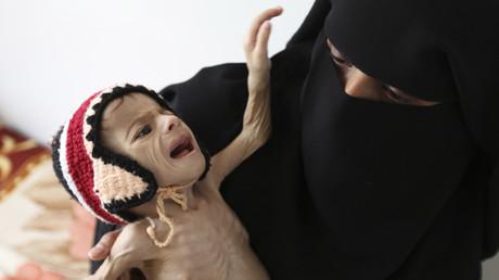 UNO warnt vor größter humanitärer Krise seit 1945