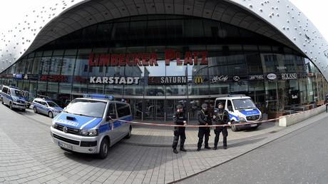 Nach Anschlagsdrohung in Essen: Polizei vernimmt zwei Personen
