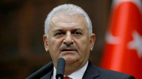 "Ministerpräsident Binali Yıldırım: ""Ankaras Gegenmaßnahmen werden äußerst hart sein"""