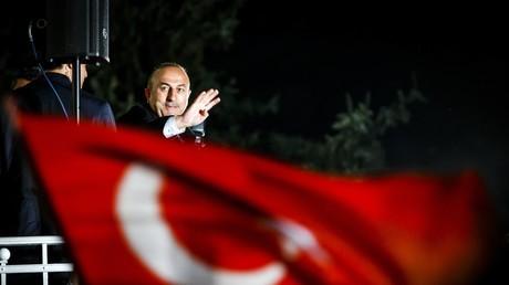 Mevlüt Çavuşoğlu: Die Niederlanden sind die Hauptstadt des Faschismus