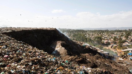 Erdrutsch auf Müllkippe in Äthiopien fordert mindestens 46 Menschenleben
