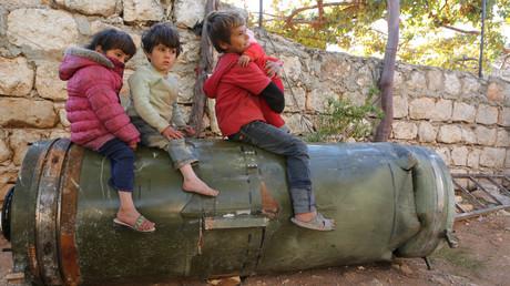 UNICEF: Rekordzahl von Kindern 2016 im Syrien-Krieg getötet