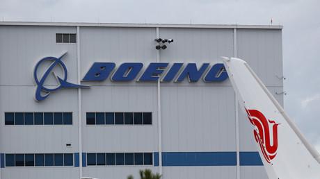 Erstes Boeing-Werk außerhalb der USA in China angelegt