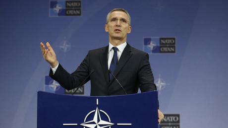 NATO-Truppen werden bis Juni in Polen und Baltikum stationiert