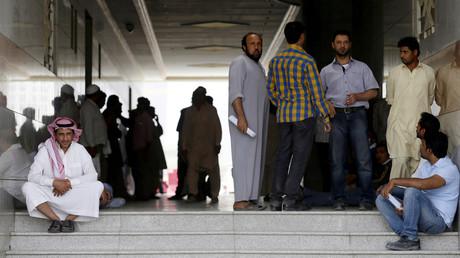 Gastarbeiter in Saudi-Arabien