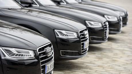 Ob die Staatsanwälte heute bei der Razzia in Audi-Limousinen vorgefahren sind, ist nicht bekannt.