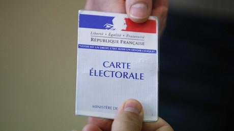 In Frankreich stehen Wahlen bevor.