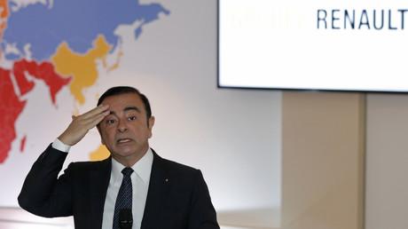 Hat er oder hat er nicht? Carlos Ghosn, Chef der Renault-Nissan Gruppe, soll verantwortlich sein für Software-Manipulationen im Vorfeld von Abgastests.