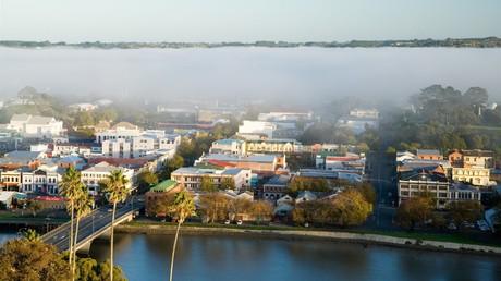 Gleiche Rechte für Fluss und Mensch: Neuseeland behandelt Whanganui River als Person