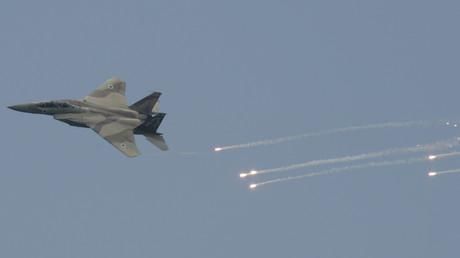 Ein F-15