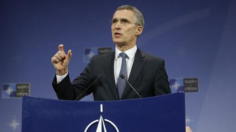 NATO-Chef Stoltenberg ruft baltische Staaten auf, russische Bedrohung nicht zu dramatisieren