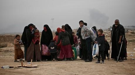 UNO fürchtet, es nicht zu schaffen - mehr Flüchtlinge aus Mossul als erwartet