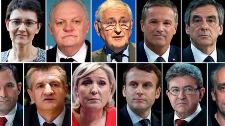 Präsidentschaftswahlen in Frankreich: Die endgültige Kandidatenliste steht fest