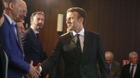 Wahlkampf in Frankreich: Macron bei TV-Debatte laut Umfrage der überzeugendste Kandidat