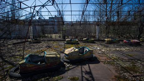 Kiew ködert chinesische Touristen mit Ausflügen nach Tschernobyl