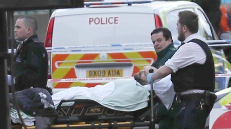 Die Lage in London ist noch unübersichtlich. Die Polizei wollte ein Ende des Vorfalls noch nicht bestätigen.