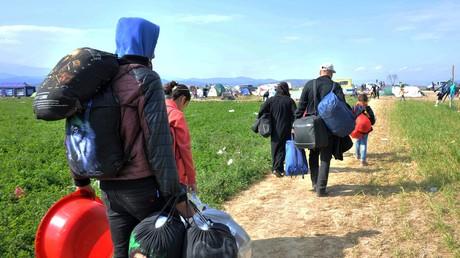 Australien verweigert 500 syrischen Flüchtlingen die Einreise (Symbolbild)