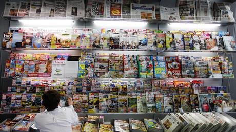 Deutschland ist der größte Zeitungsmarkt Europas und der fünftgrößte der Welt.