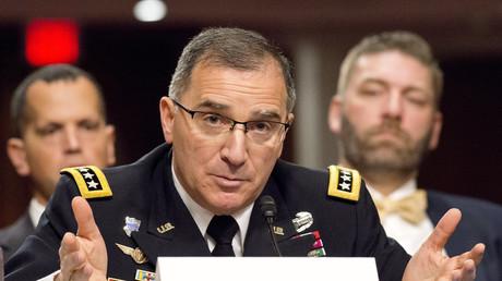 NATO-Kommandeur wirft Russland Unterstützung von Taliban vor