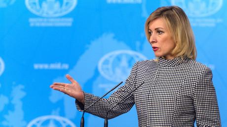 Russlands Außenministerium zeigt sich über neue US-Sanktionen enttäuscht
