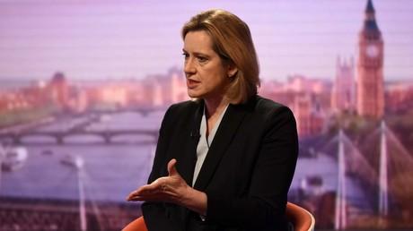 Großbritanniens Innenministerin Amber Rudd fordert Zugang zu WhatsApp-Inhalten für Geheimdienste