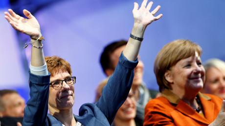 Hat sich durchgesetzt: Annegret Kramp-Karrenbauer (CDU).