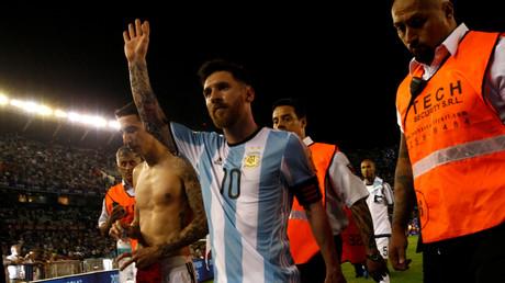 FIFA verbannt Lionel Messi aus vier WM-Qualifikationsspielen wegen Beleidigung des Linienrichters