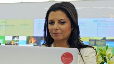 RT-Chefredakteurin: Westliche Medienberichte über russische Proteste aufgeblasen über jedes Maß