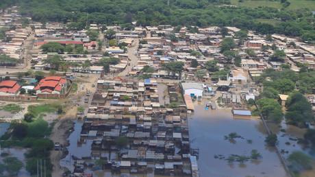10.000 Menschen werden wegen Hochwassers in Peru evakuiert