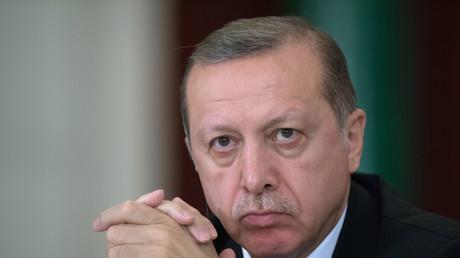 Mit scharfer Kritik aus der Partei Die Linke sieht sich derzeit der türkische Präsident Recep Erdogan konfrontiert.