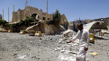 Der saudi-arabische Krieg im Jemen triff vor allem die Zivilbevölkerung.