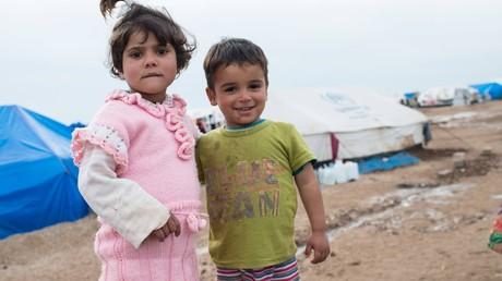 Zahl syrischer Flüchtlinge im Nahen Osten überschreitet fünf Millionen