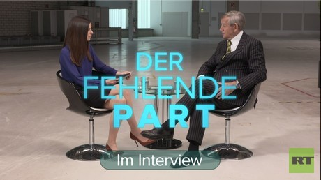 Jasmin Kosubek im Gespräch mit Frank Elbe.