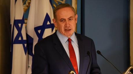 Der israelische Ministerpräsident Benjamni Netanjahu
