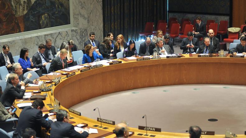 Die USA übernehmen für einen Monat den Vorsitz im UN-Sicherheitsrat