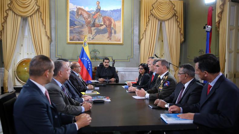 Venezuela stellt Überprüfung der Parlamentsentmachtung in Aussicht