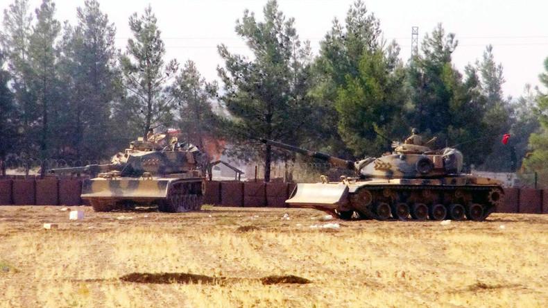 Ankara wird seine Truppen aus Nordsyrien vorerst nicht abziehen
