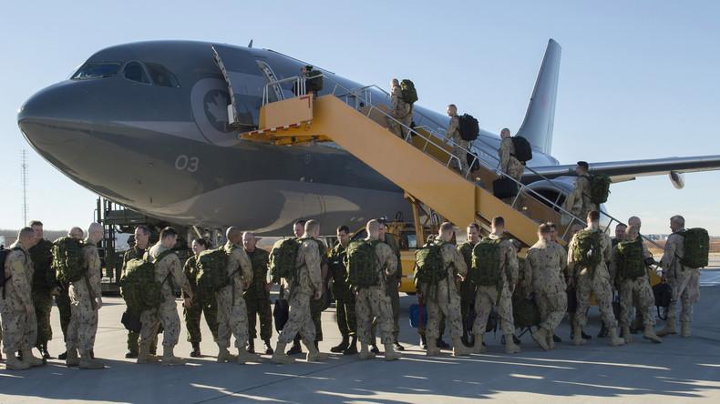 Kanada verlängert sein Ausbildungsprogramm für irakische Armeeangehörige