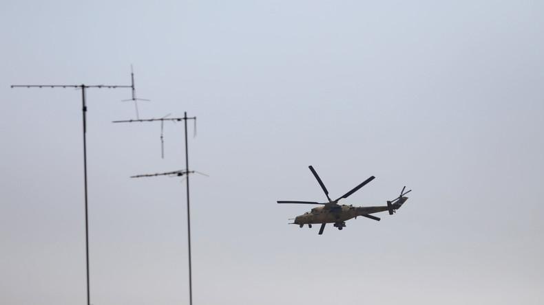 Irakische Luftwaffe tötet rund 200 IS-Kämpfer unweit der Grenze zu Syrien