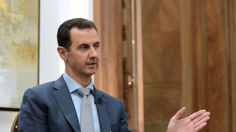 """USA ändern ihre Syrien-Politik: """"Assad kann bleiben"""""""
