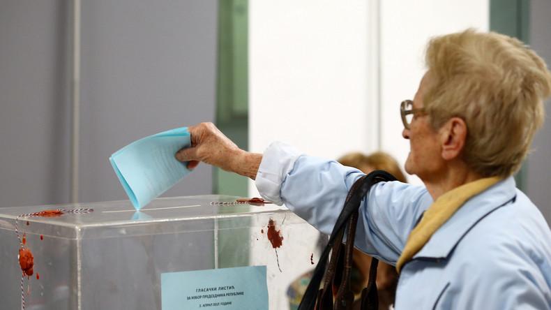 Serbien wählt Staatschef