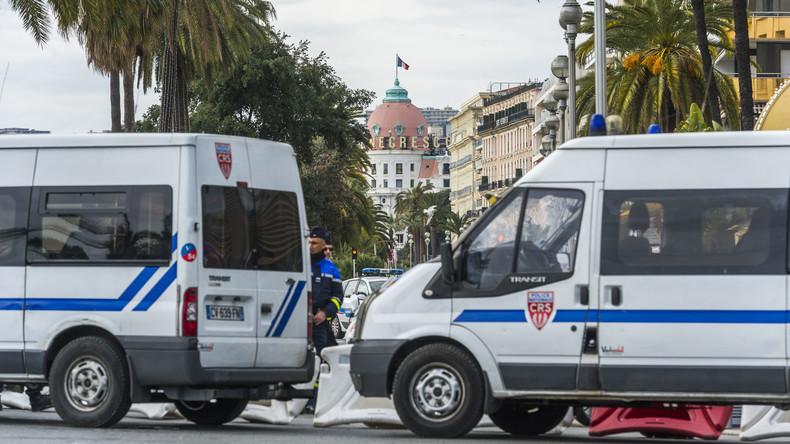 Französische Sicherheitskräfte nehmen zwei minderjährige Mädchen wegen Terrorverdachts fest