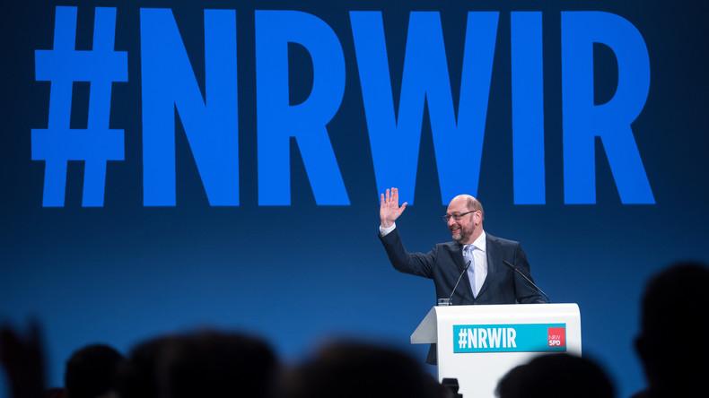 Martin Schulz kontert Angela Merkel und fordert mehr soziale Gerechtigkeit