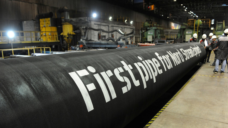 """EU billigt Deutschlands Nord Stream-Pipeline mit Russland – """"Wir mögen es politisch nicht"""""""