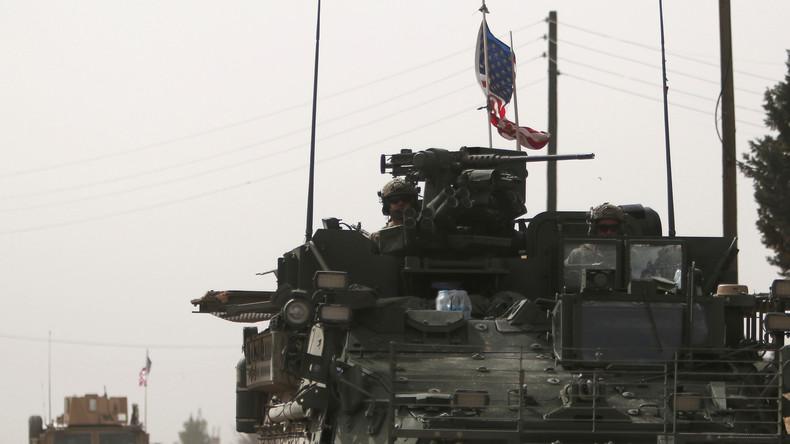 """USA stationieren neue Truppen in Syrien & Irak: """"Washington hintergeht das syrische Volk"""""""