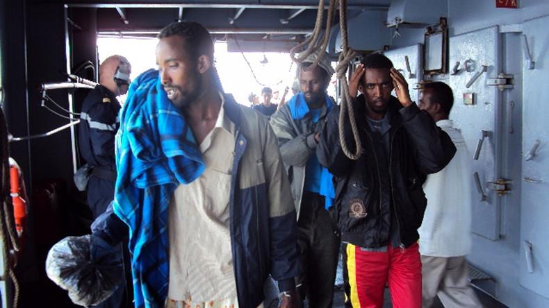 Somalische Piraten überfallen indisches Handelsschiff
