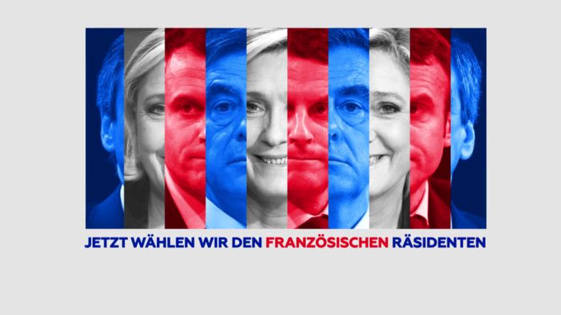 Wahlen in Frankreich: So wichtig ist Russia Today wirklich