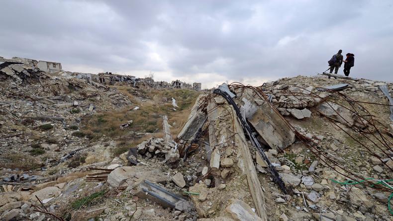 Strategiewechsel für Syrien: EU und USA nehmen zunächst Abstand vom Regimechange