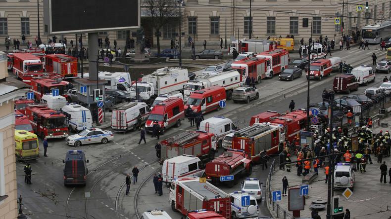 """RT-Exklusiv-Interview zum Anschlag in Sankt Petersburg: """"Alles deutet auf Terroristen in Syrien hin"""""""