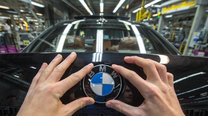 Fünf Verletzte nach Explosion im BMW-Werk in Bayern